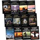 Terry Goodkind Sword of Truth 12 Books Collection Set RRP: £110.88