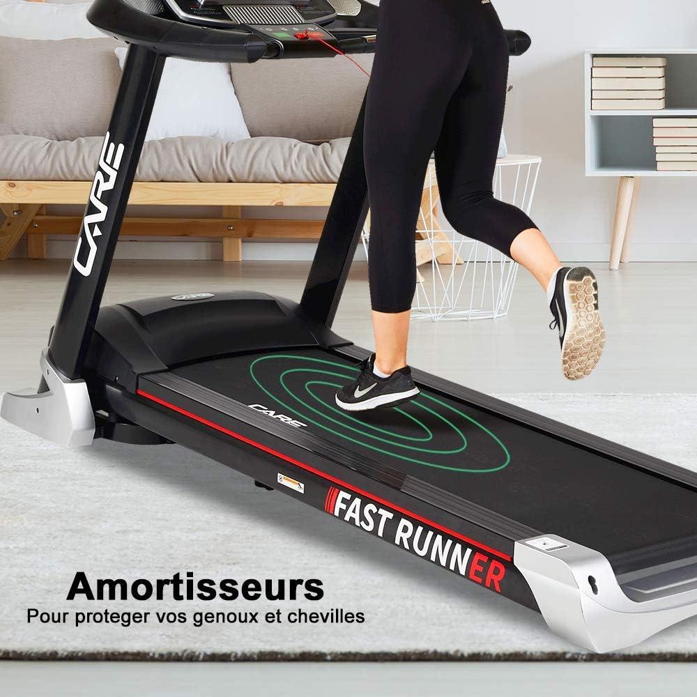 Care – Alfombra Fast Runner motorizada 22 km/h – Cinta de Correr ...