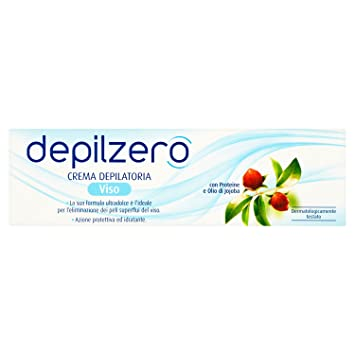 Depilzero 3 Cr Face 50ml