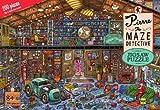 Pierre the Maze Detective 200 Piece Jigsaw Puzzle