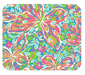 "Lilly pulitzer Personalized Custom Mouse Pad Oblong Shaped in 9.84""x7.87"" Gaming Mouse Pad/Mat"