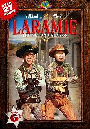 Amazon com: Laramie: Season 2: John Smith, Robert Fuller, n