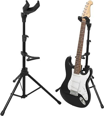 Lawrence AGS-37 auto-grip pantalla guitarra soporte con respaldo ...
