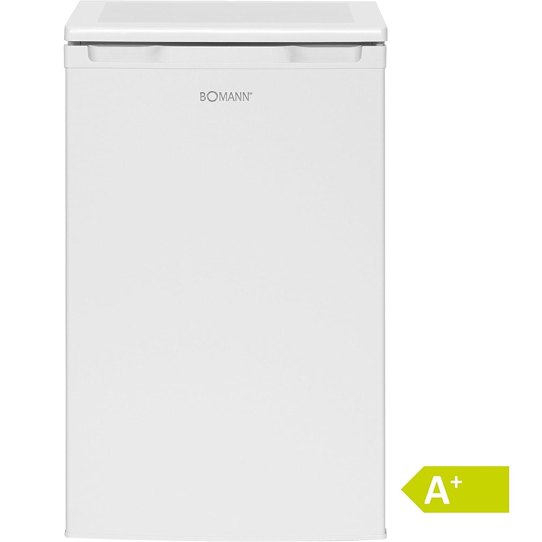 Bomann GS 365 Gefrierschrank/A+ / 84.5 cm / 168 kWh/Jahr / 68 L Gefrierteil/Türanschlag wechselbar/weiß [Energieklasse A+]