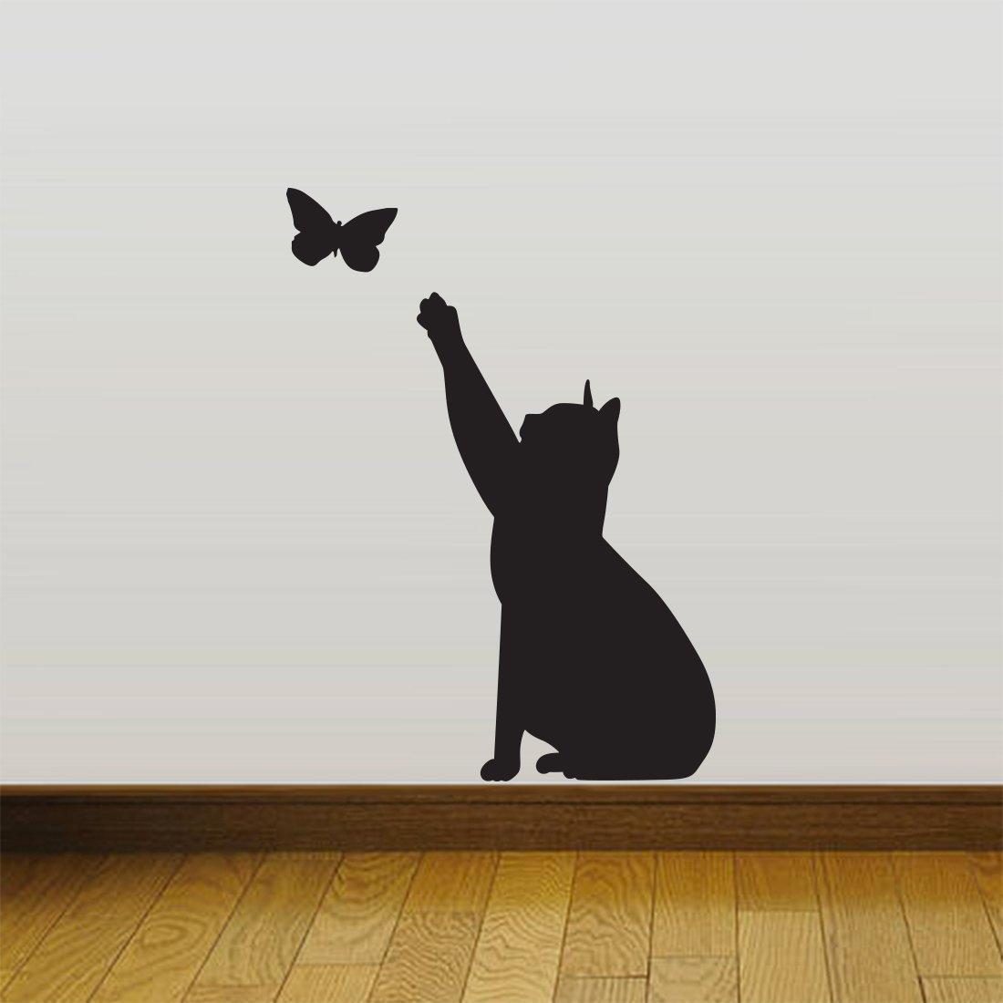 Chat Contagieux Accueil mur Autocollant Décor Décalcomanies Mural Cuisine Animal de compagnie Wall4Stickers