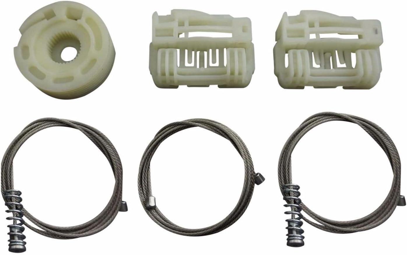 /2014 HYUNDAI i30/set riparazione alzacristalli anteriore destro 4//5/porte 2007/