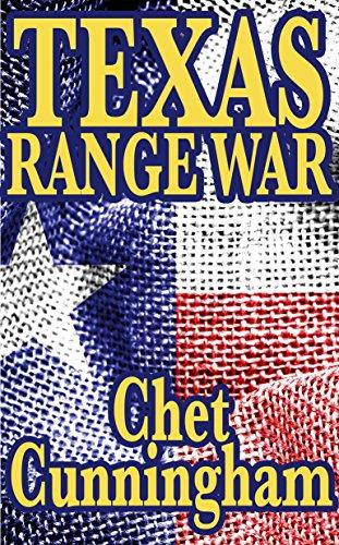 book cover of Texas Range War
