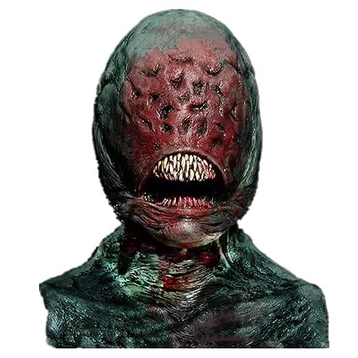 LGP Alien Alien Máscara de Terror alienígena Variación ...