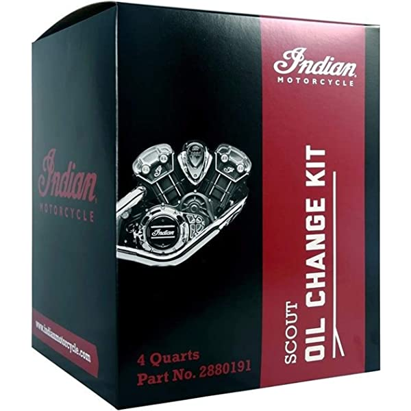 INDIAN ROADMASTER SCOUT CHEIFTAIN 2014 2018 oil filter stainless cleanable