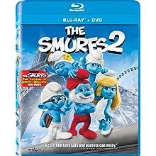 The Smurfs 2 (Blu-ray + DVD + UltraViolet Digital Copy) (2013)