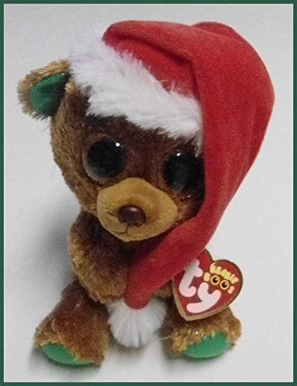 Image Unavailable. Image not available for. Color  Ty Beanie Boo Nicholas  The Bear Walgreens Exclusive 2018 b42a0d054427