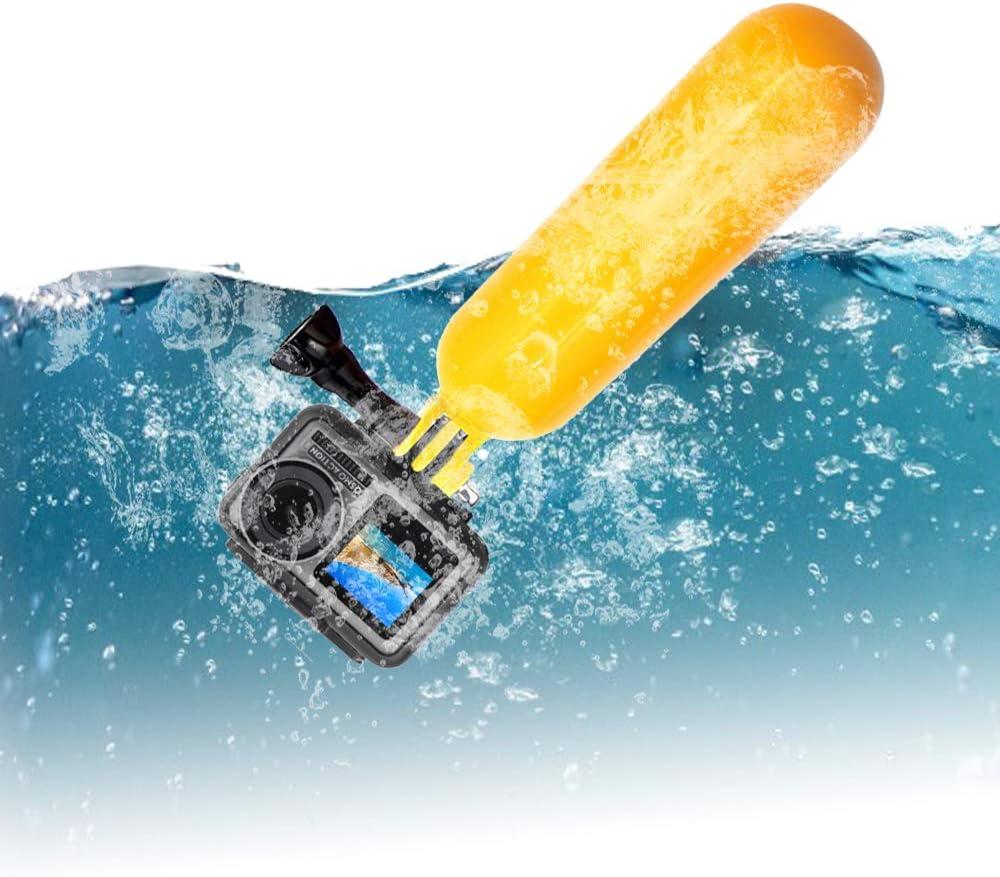 Leoie Float Hand Grip Tripod Buoyancy Rod Pole Stick Tripod Monopod for DJI OSMO Action