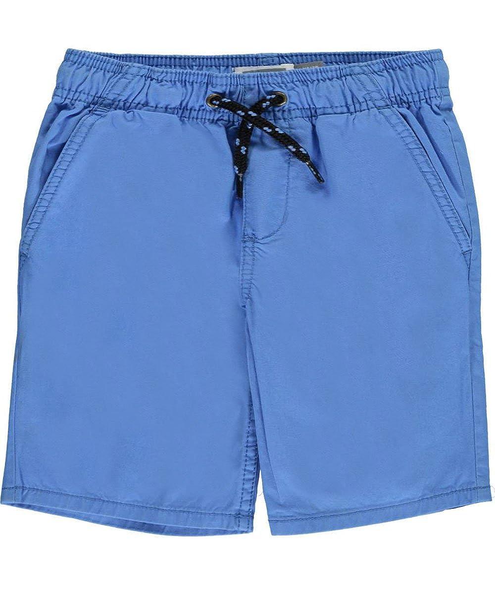 Famous Brand Big Boys' Twill & Drawstring Shorts 14-16
