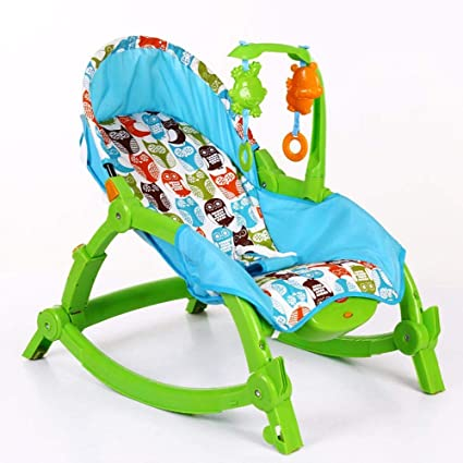 b2bf9b47f950 Amazon.com  Yunfeng Baby Bouncer Chairs and Rockers Recliner ...
