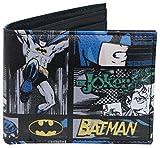 Batman Vs. Joker Bi-Fold Wallet