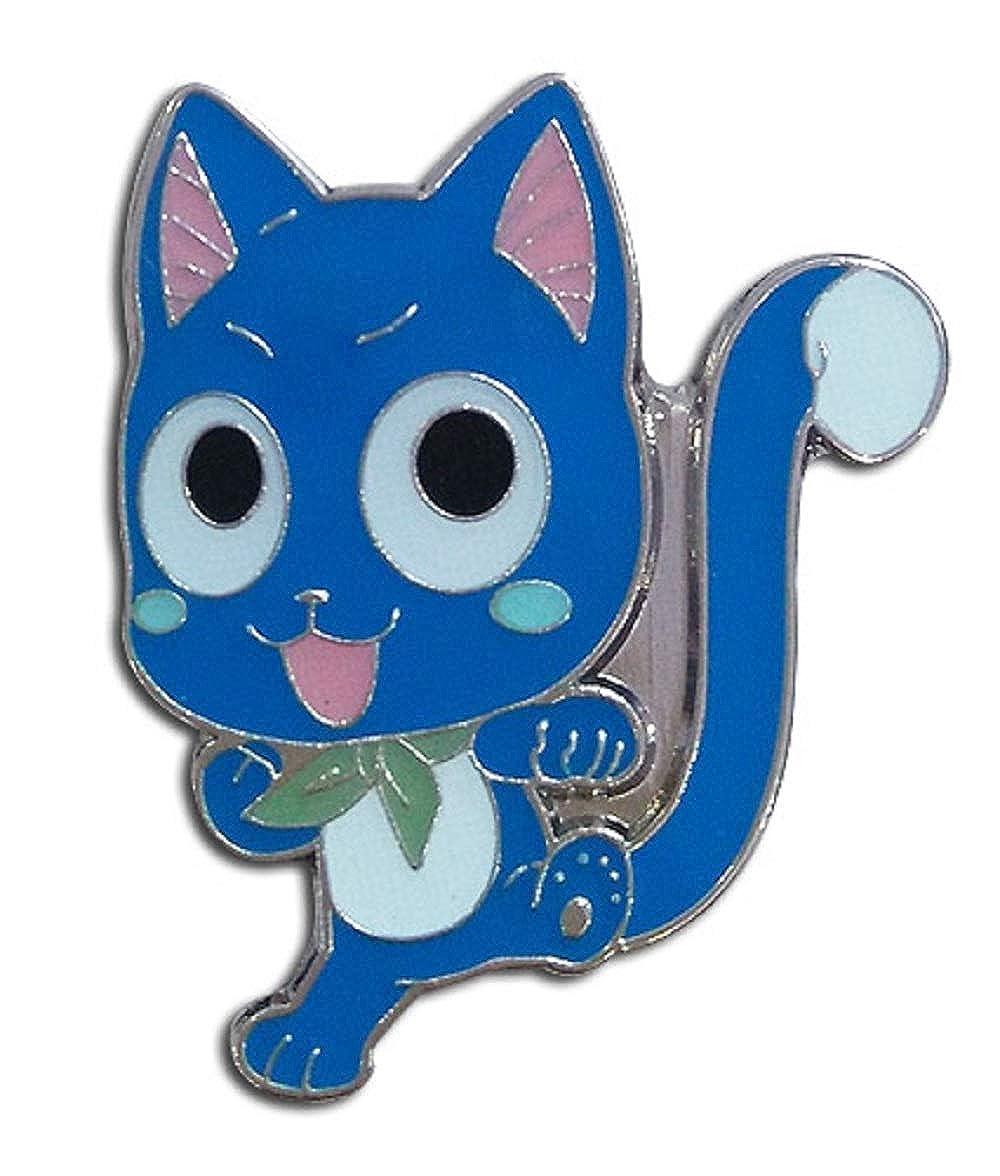 Happy Anime Enamel Pin Fairy Tail
