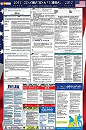2017 Colorado and Federal Labor Law Poster Updated
