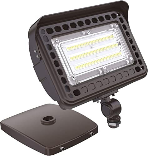 LED Floodlight Outdoor, 200W 20000lm, Waterproof IP65, 3000K Daylight White, Thinner and Lighter Design, Super Bright Security Lights, for Garden, Yard, Warehouse, Square, Billboard Warm White, 200W