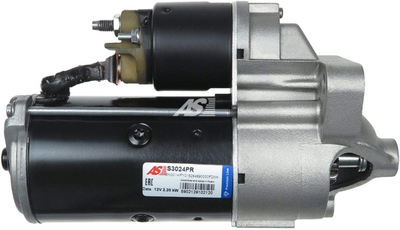 AS-PL S3024PR Motor de arranque