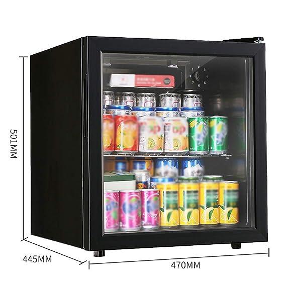 Compra Refrigerador De Vino De 50 litros Mini Nevera Barra De ...