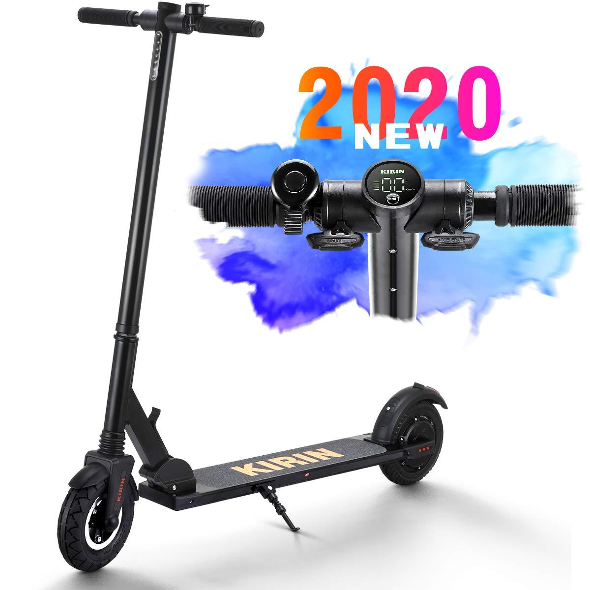 urbetter Patinetes eléctricos Ultraligeros Scooter Plegable E-Scooter para Adultos 25 kmh Neumáticos sólidos de 8 Pulgadas, Apto para Adultos y ...