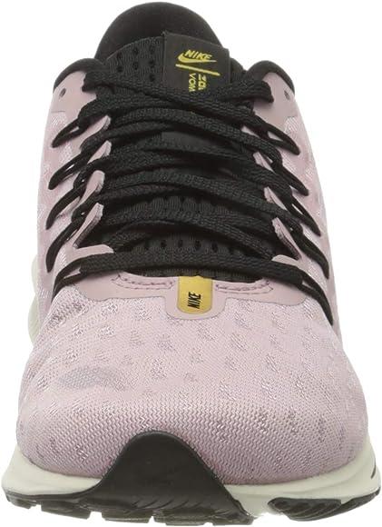 Nike Wmns Air Zoom Vomero 14, Zapatillas para Correr para Mujer, Plum Chalk Metallic Gold Infinite Gold, 44.5 EU: Amazon.es: Zapatos y complementos