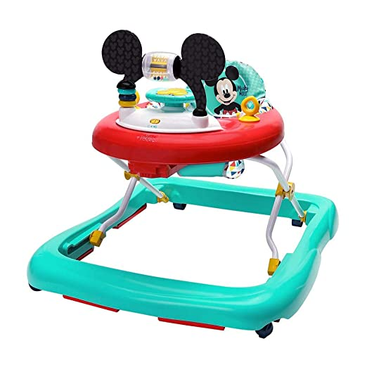Disney Baby, Andador MICKEY MOUSE - Happy Triangles: Amazon.es: Bebé