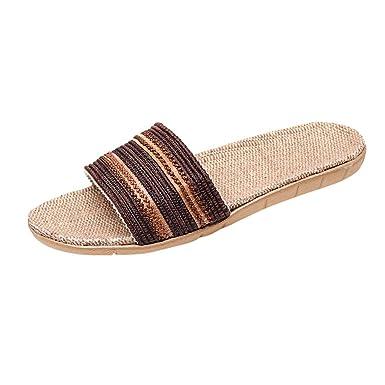 ef7ec44560d1 Amazon.com: Sumen Mens Comfortable Non Slip Flip Flop Shower Shoe ...