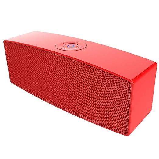 HNBVJ Altavoz Bluetooth Subwoofer Ordenador Portátil Audio ...