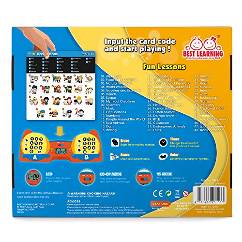 BEST LEARNING Connectrix - Exciting Educational Matching Game Toy for Kids 1 to 2 Players by BEST LEARNING (Image #5)