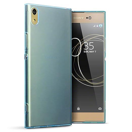 4 opinioni per Terrapin TPU Gel Custodia per Sony Xperia XA1 Ultra Case, Colore: Trasparente