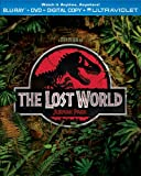 The Lost World: Jurassic Park (Blu-ray + DVD + Digital Copy + UltraViolet) [Importado]