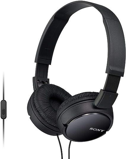 Sony MDR-Zx110Apb - Auriculares para Smartphone (Diadema, Mando de ...