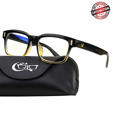 953bc5ae6acc CGID CT84 Computer Glasses Readers Reading Video Gaming Glasses of Anti  Blue Light Eye Strain and