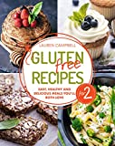 #2: Gluten-free Recipes for Two: Easy, Healthy and Delicious Meals You'll Both Love (gluten free cookbook, gluten free cooking Book 1)
