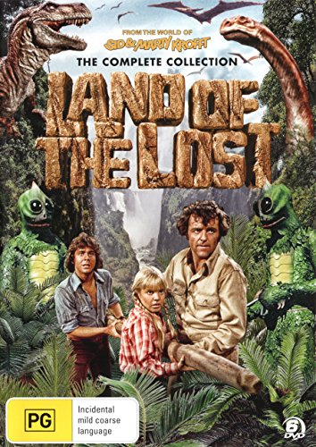 Land of the Lost Complete Collection (Land Of The Lost Tv Show 1991)