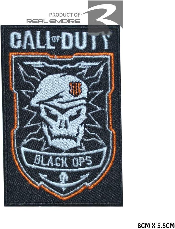 REAL EMPIRE Parche Bordado con el Logotipo de Call of Duty ...