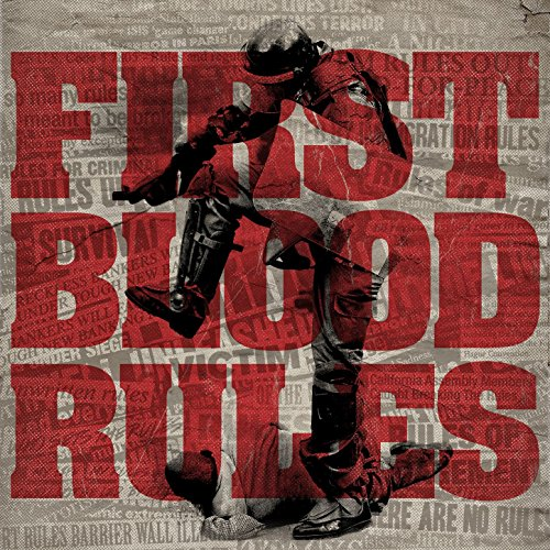 First Blood-Rules-CD-FLAC-2017-CATARACT Download