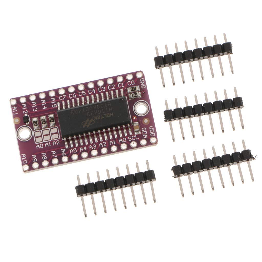 Sharplace Cjmcu Ht16k33 Led Module De Commande D'entraî nement Matriciel Digital Tube Driver Board