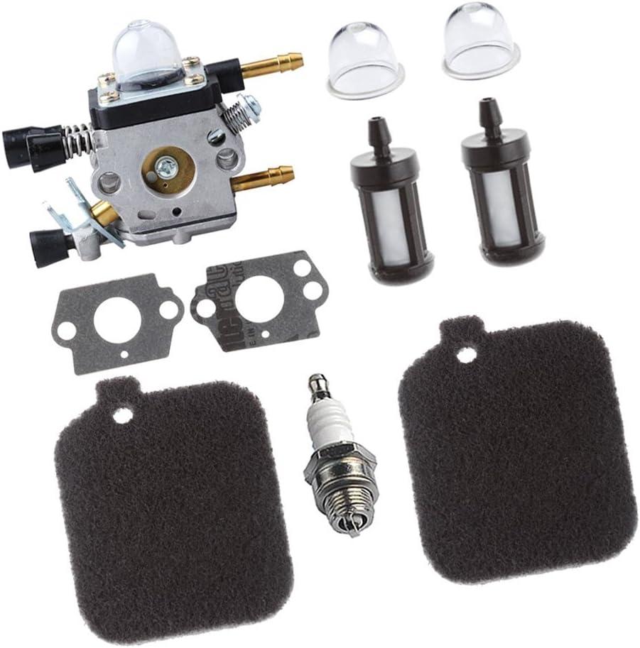 Carburetor Kit for Zama Carb Stihl BG45 BG46 BG55 BG65 BG85 SH55 SH85 Blower Carb # 4229 1200 606