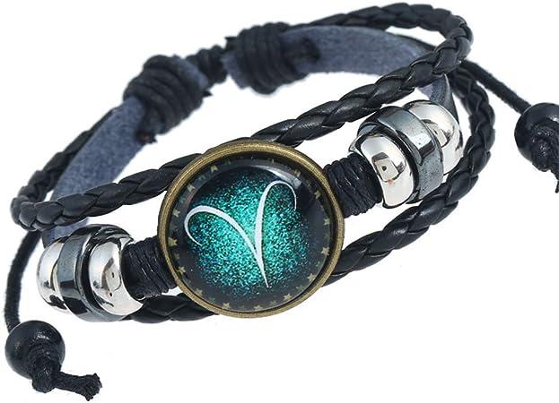 bracelet cuir belier