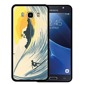 WoowCase Funda para Samsung Galaxy J5 2016, [Samsung Galaxy ...