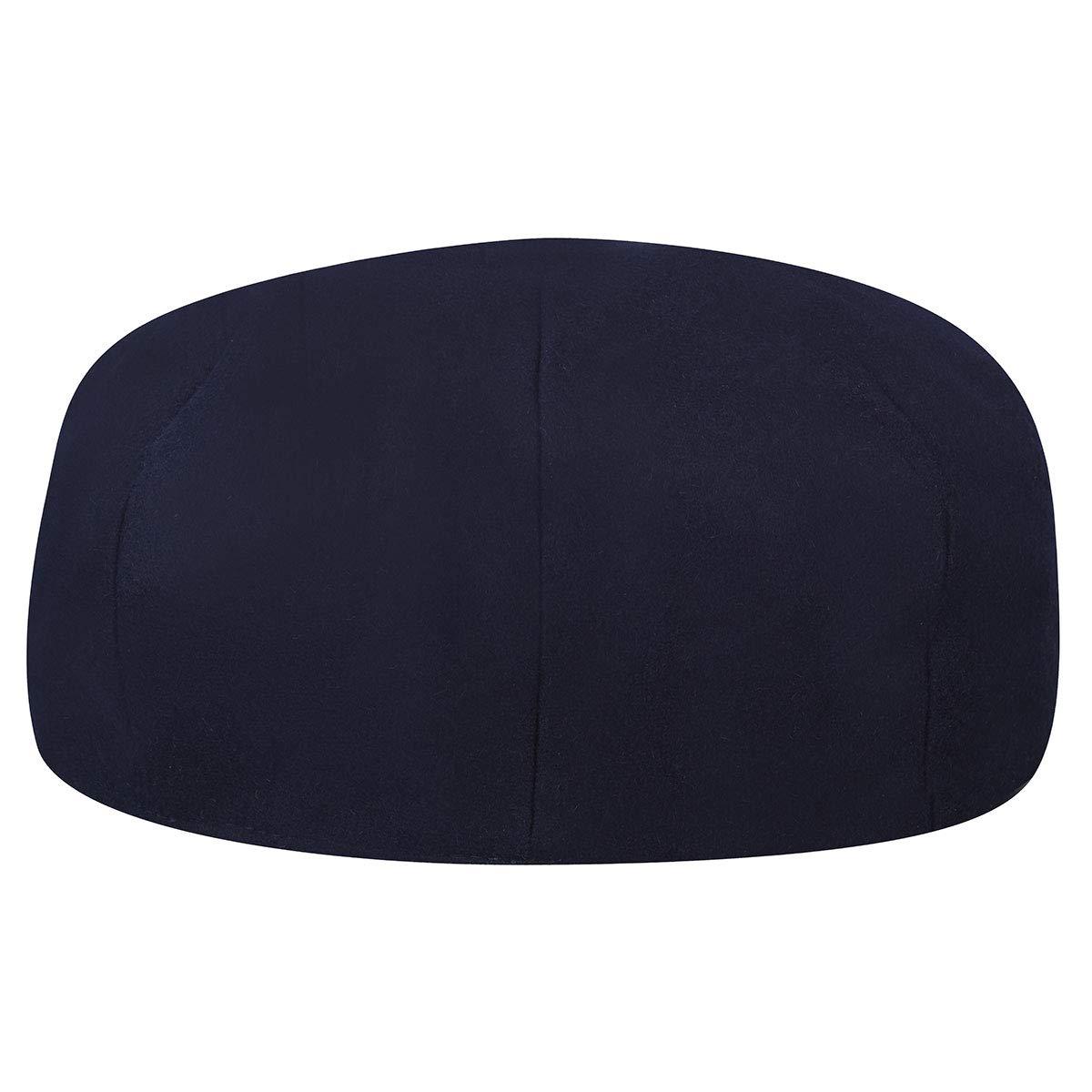 7900b9d8 Country Gentleman Men's Wool Ivy Flat Cap at Amazon Men's Clothing store: