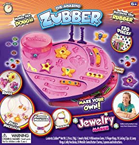 Blip Toys Zubber Jewelry Maker