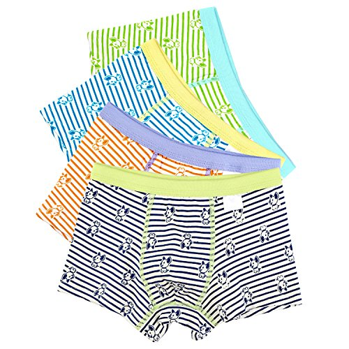 Used, BOOPH Boys Underwear, Baby Toddler Striped Boxer Briefs for sale  Delivered anywhere in USA