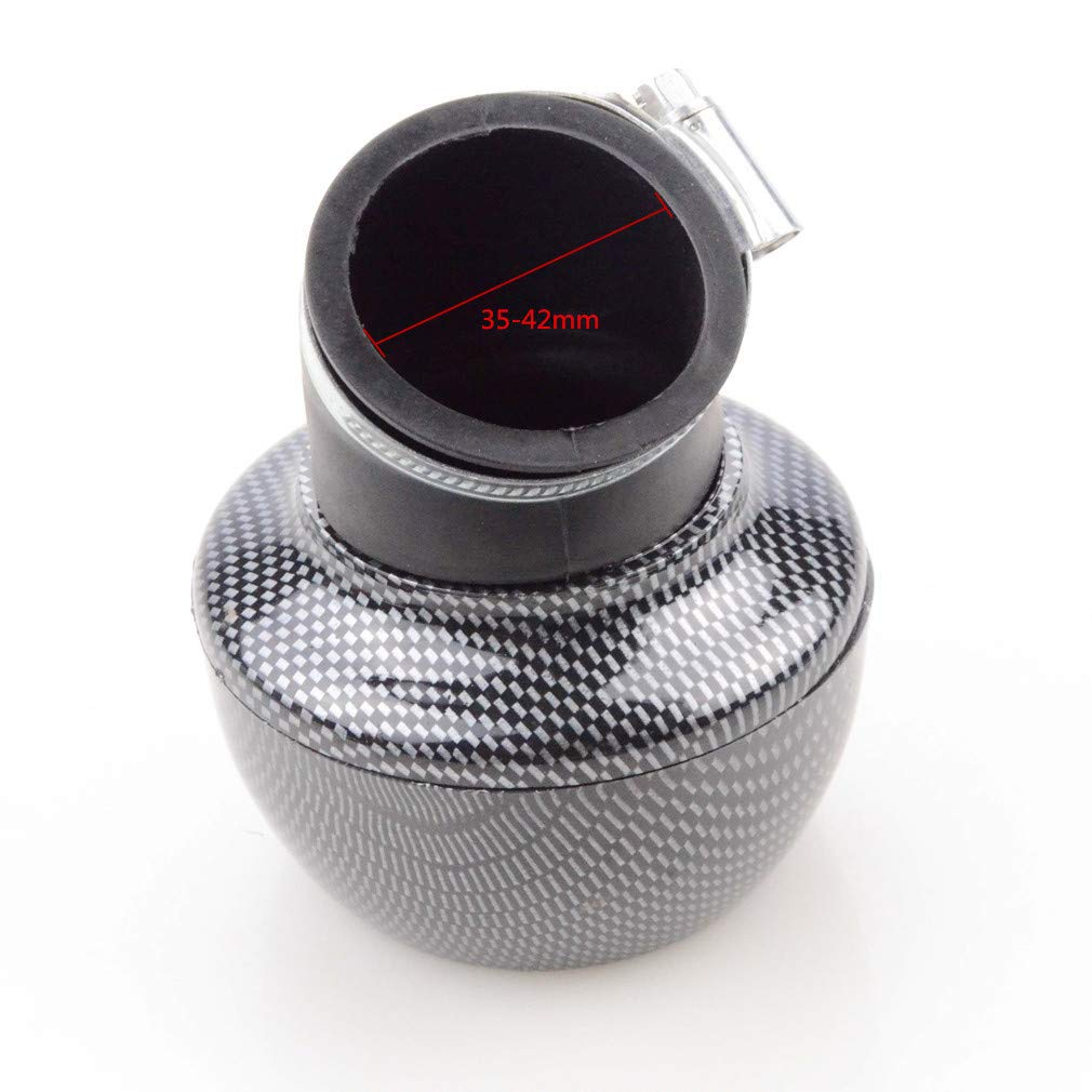 GOOFIT 42mm Air Filter for GY6 125cc 150cc 250cc ATV Scooter Dirt Bike