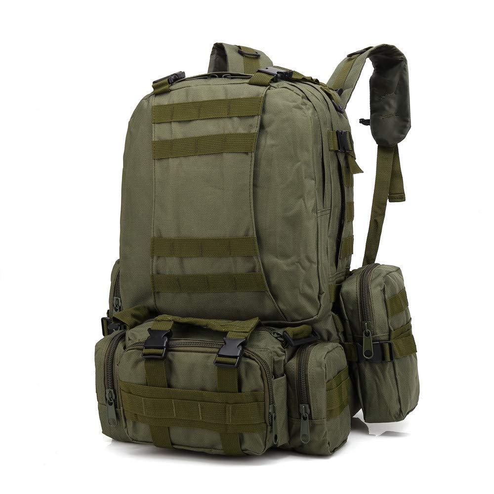 VHVCX Pack Rucksack Armee Wasserdicht Wasserdicht Wasserdicht Bug Out Bag Small Rucksack Für Im Freien Kampierende Jagd B07KQQ13VM Rucksackhandtaschen Vielfältiges neues Design bfd6bc