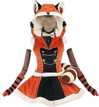 Disfraz de Cosplay Halloween Masquerade Anime LoveLive