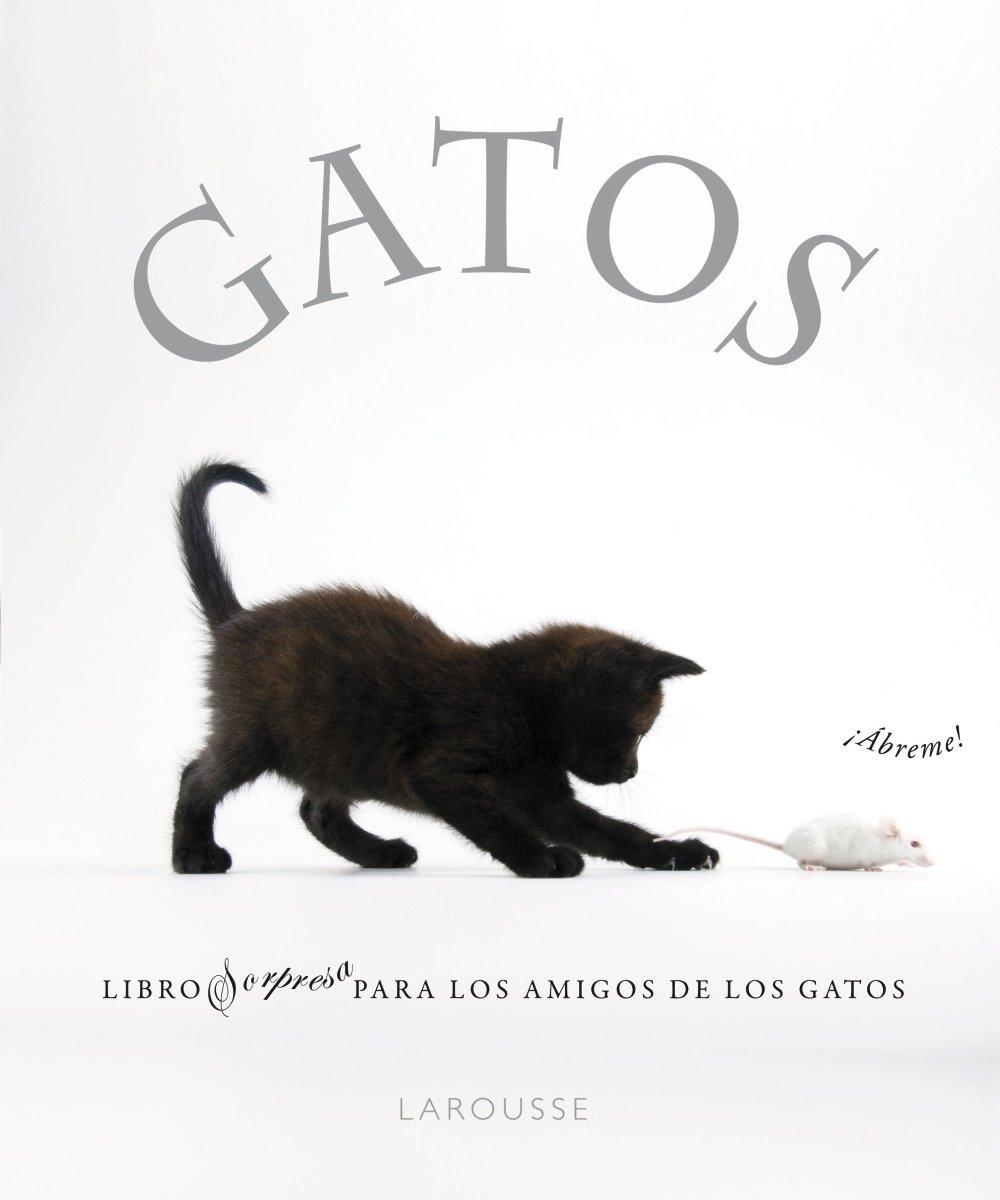 Gatos Larousse - Libros Ilustrados/ Prácticos - Ocio Y Naturaleza ...