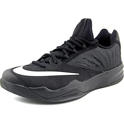 pretty nice 3e3b4 beec4 Nike Zoom Run The One, Chaussures spécial Basket-Ball pour Homme Noir 42.5